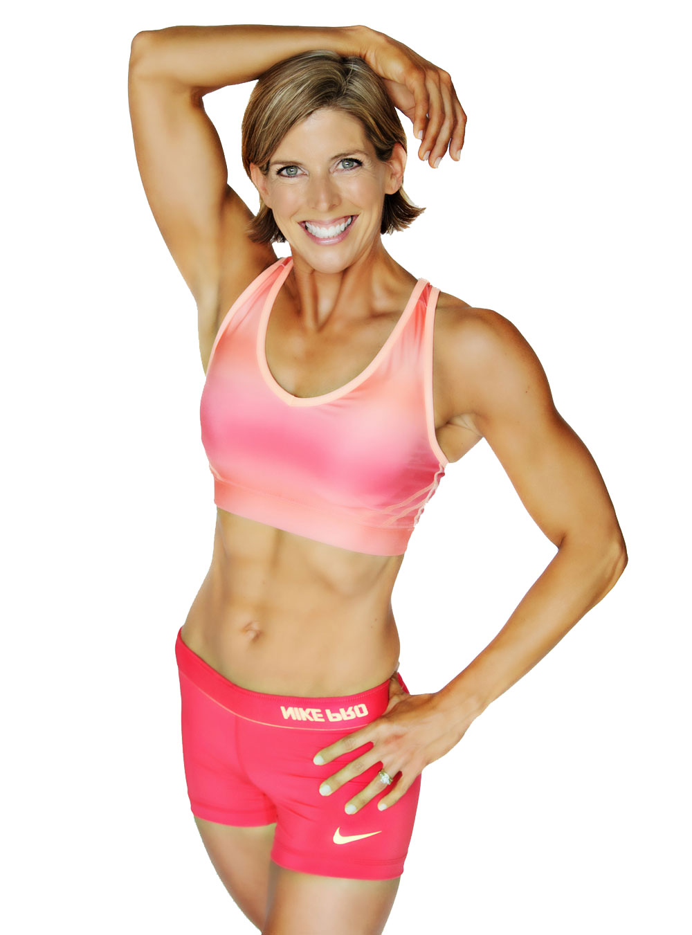 Learn about Cassye Delphy's three fitness programs