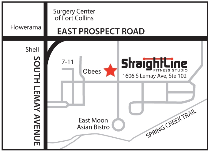 Straightline Fitness Studio