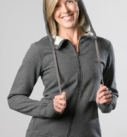 43Fitness zip hoodie jacket