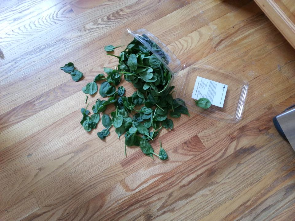 driveby spinach
