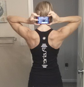 Pusher top back